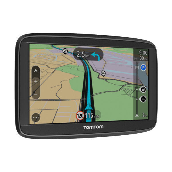 TomTom Start 52 Europe 5 Zoll Navigationsgerät 48 Länder EU Lebenslange Updates