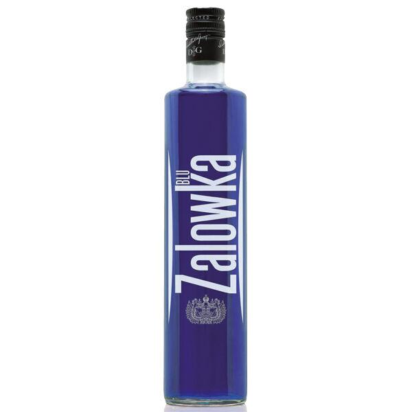Zalowka 22,13€/l Blu Vodka Heidelbeer Likör 0,7 l 21% Wodka mit Geschmack