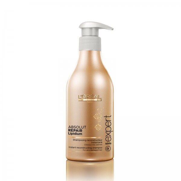Loreal Serie Expert Absolut Repair Lipidium Shampoo 500 ml - SONDERPREIS