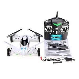 SY X25 RC Quadcopter Drone Land and Sky 8CH 6 Axis Gyro UFO without Camera RTF