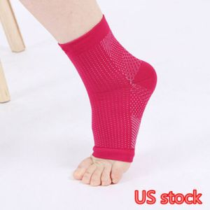 New Compression Sleeve Anti-Fatigue Ankle Swelling Pain Socks US stock