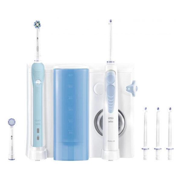 BRAUN Oral-B ProfCare Center PRO 700 Dentalcenter WaterJet Pro Mundpflege-Center