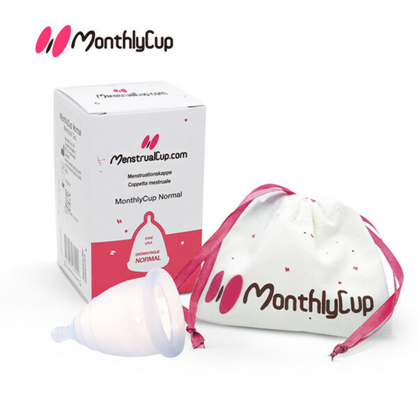 MonthlyCup - Menstruationskappe - Normal (22ml)