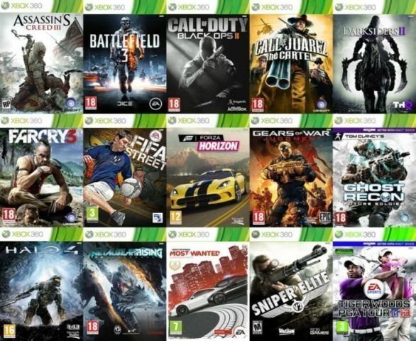 Xbox 360 Games  B          o Buy o         Sell         o Trade o           City Centre     Xbox 360 Games  B          o Buy o         Sell