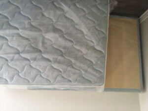 Double Bed Mattress With Box Spring