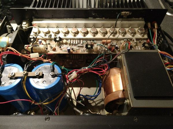Monster Inkel MA-910 amp, 60+ pounds | Audiokarma Home ...