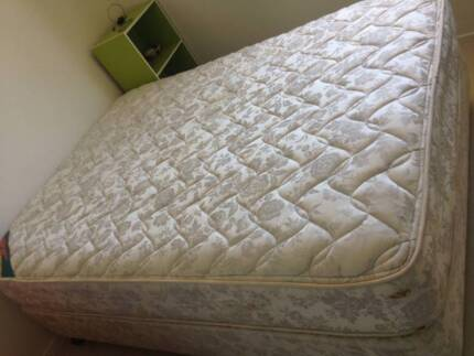 Double Bed Ensemble Base With Mattress