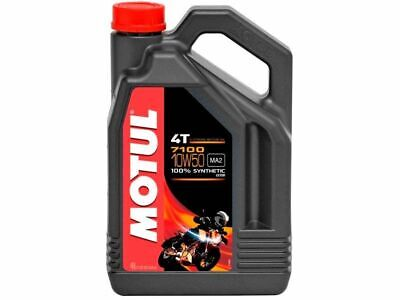 Aceite Motul 7100 10w50 4 litros para moto 100%sintetico