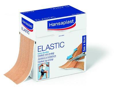 Hansaplast Strips Elastic 12 x 2 cm 100 Stück Fingerstrips