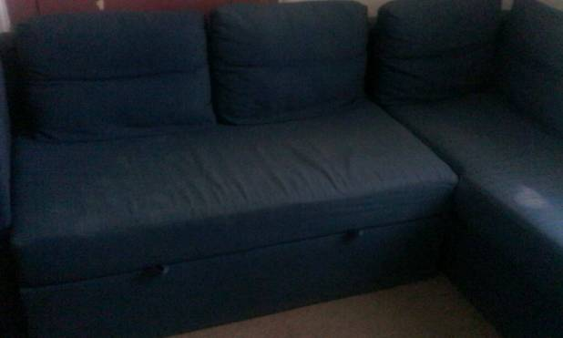 Double Corner Sofa Bed In Plymouth Devon Gumtree