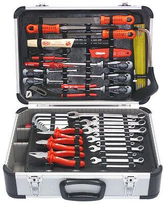 """FAMEX 729-20 Werkzeugkoffer Test  """"selbst ist der Mann"""""""