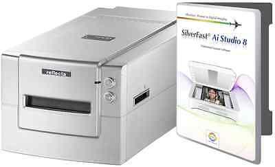 Reflecta MF 5000 Mittelformatscanner + SilverFast Ai IT8 Studio 8.8 - MF5000