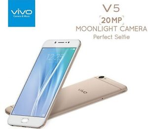 Vivo V5 4G VoLte Mobile Phone 20MP Front Camera | 4GB Ram | 32GB Rom