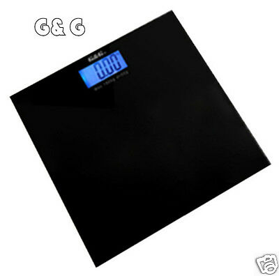 G&G A5-B 180kg/0,1kg DESIGN Personenwaage Digital-waage