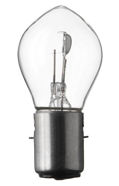 Glühlampe 12V 45/40W Ba20d Glühbirne Autolampe Bilux Spahn Motorrad Roller