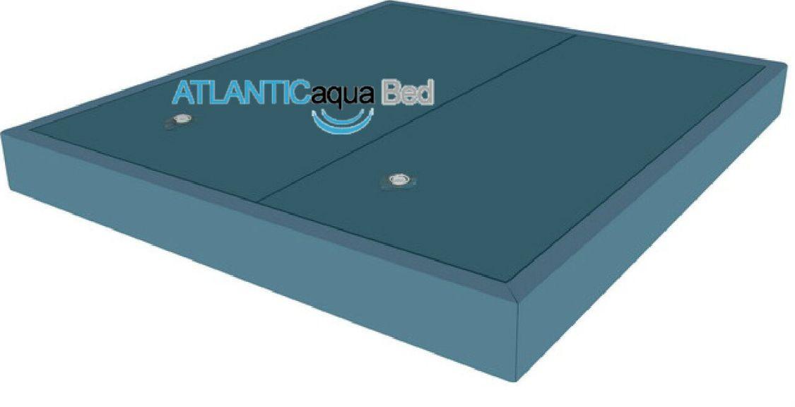 Wasserbett Matratze Dual Softside Wasserkern alle Größen ein Preis Dualkern