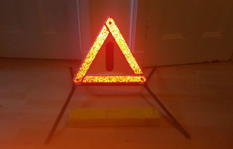 Vw warning lights circle