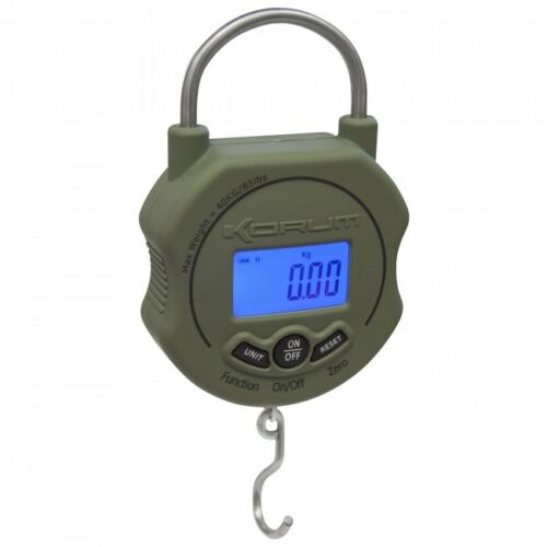 Korum-NEW-Digital-Scales-Carp-Fishing-Weigh-Scales