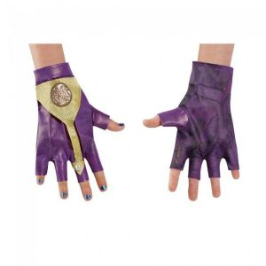 Disguise Disney Descendants 2 Mal Isle Child Gloves Halloween Costume Accessory