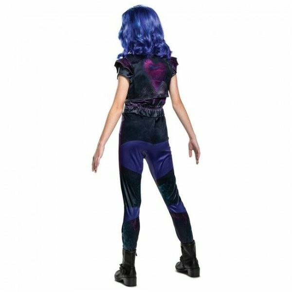 Disguise Disney Descendants 3 Movie Mal Classic Tweens Halloween Costume 20298 1