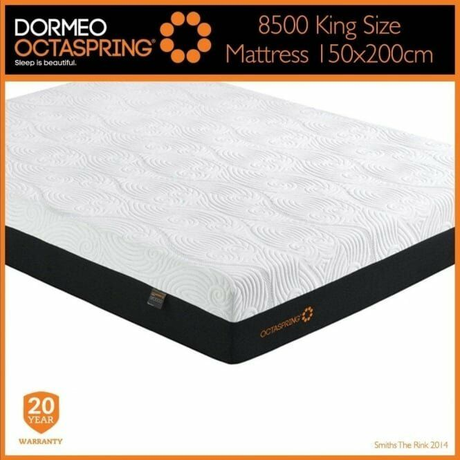 Brand New King Size Dormeo Octaspring Sirocco Mattress