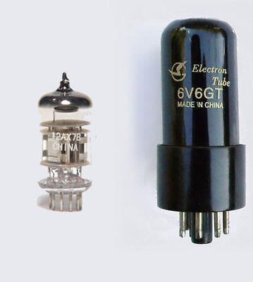 6V6 & 12AX7 Valve kit for Monoprice 611705 Guitar Amplifier Tube Amp