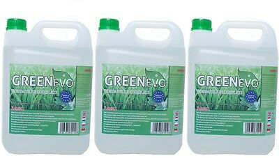 15L GreenEvo Bio Ethanol Fuel, BIO ETHANOL LIQUID - High Quality FREE P&P