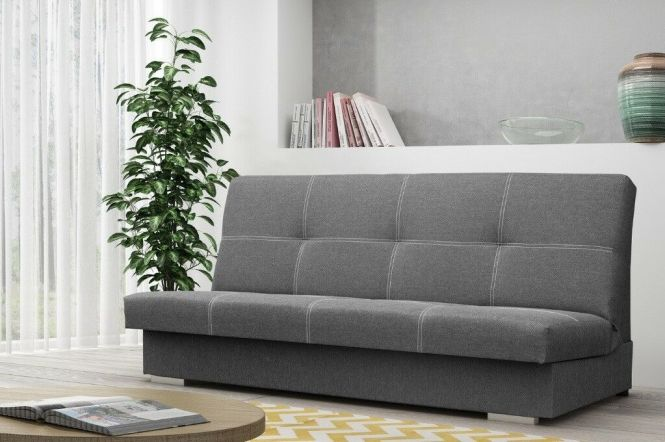 New Sofa Bed With Storage And Bonell Spring Mattress