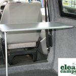 Campervan Table Rail Kit Motorhome Vw T5 T4 Or Similar Puntenella Grey Ebay