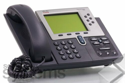 Cisco Unified CP-7962G 7962 Unified IP Phone VoIP Telefon Systemtelefon