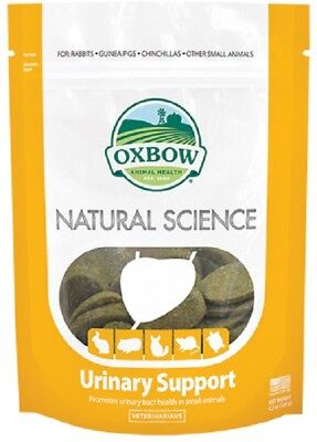 OXBOW Natural Science Urinary Support Supplement For Small Animal 60 Hay Tabs