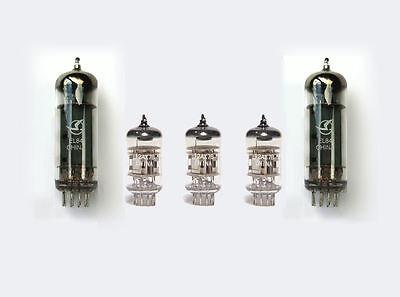 EL84 & 12AX7/ECC83 Valve kit for Vox AC15 guitar tube amplifier AC15C1