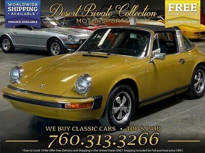 1974 Porsche 911 Restored 1974 Porsche 911 Targa  for sale!