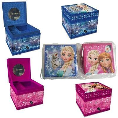 Disney Frozen Schmuckkästchen Schmuckkasten Schatulle Schmuckdose Dose Kinder