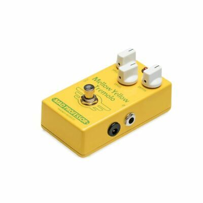 Mad Professor Mellow yellow Tremolo Hand Wired Hw Effect Pedal