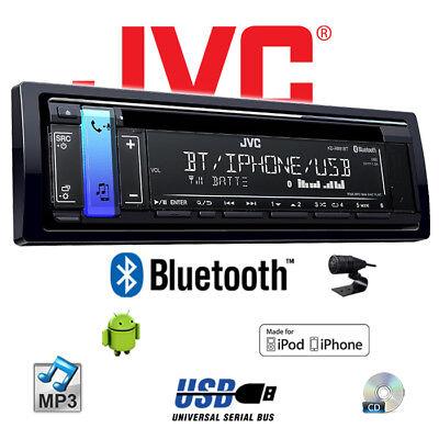 JVC KD-R891BT - Bluetooth | MP3 | USB | Android | CD Autoradio