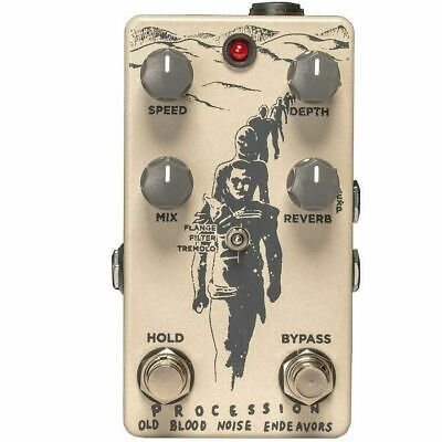Old Blood Noise Procession Sci Fi Reverb Pedal