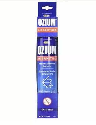 Ozium Glycol-Ized Professional Air Sanitizer / Freshener Original Scent, 3.5 oz.