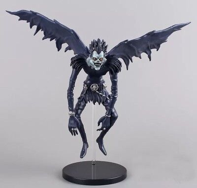 Death Note Anime Ryuk Shinigami Figure 6 Inches PVC With Stand No Box US Seller