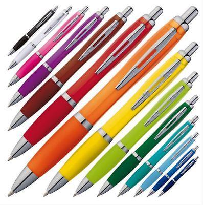 5 Stück Kugelschreiber neutral Seminar Haushalt Schule Uni schreiben Set 1682