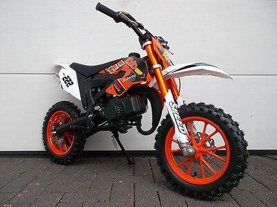CROSSBIKE POCKET BIKE KINDER MOTORRAD MINI ENDURO Sondermodell  706 BIG