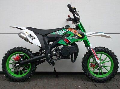 Pocket bike 706 BIG Crossbike Kinder Motorrad Enduro Motocross Kids bike Mini