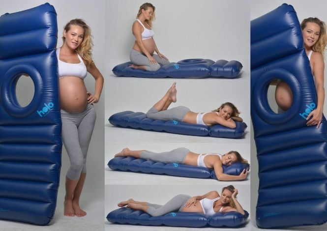 Holo Massage Airbed For Use In Pregnancy