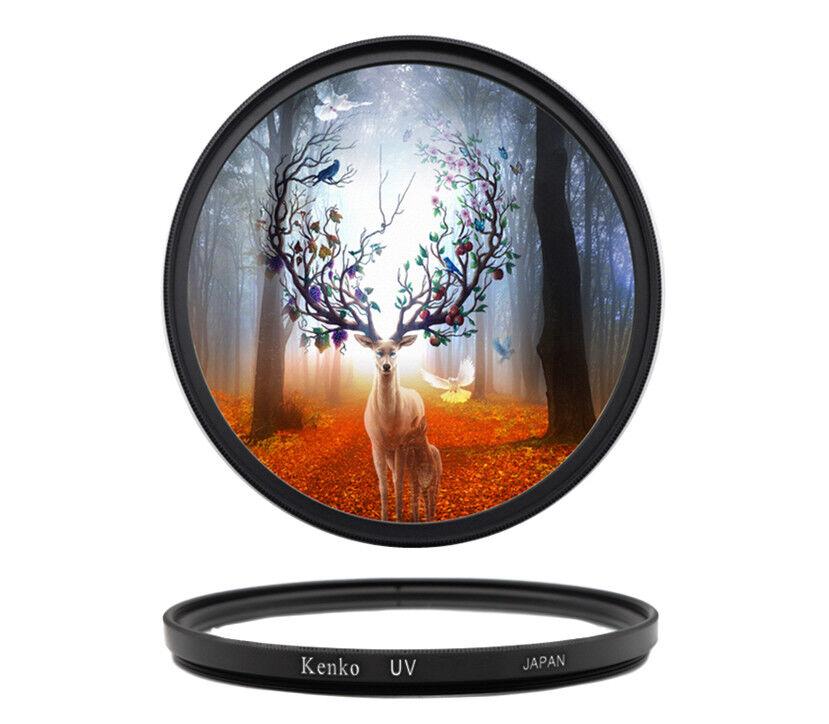 Kenko Professional UV Filter Ø 52mm Kamera Objektiv UV-Filter 52 mm