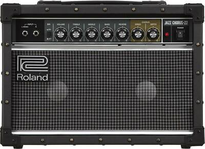 Roland JC-22 Jazz Chorus 30W Stereo Combo