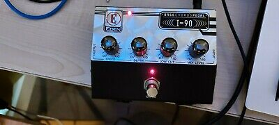 Eden I-90 Bass Chorus Pedal - power supply included