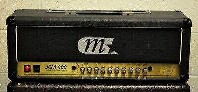 Marshall JCM900 4100 100Watt Dual Reverb Valve Guitar Amplifier Head 1990s issue