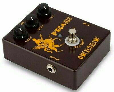 Caline Pegasus Overdrive Guitar Effects Pedal CP-43