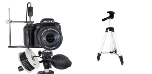 SRB-NEW-Self-Take-DSLR-Carp-Fishing-Photo-Camera-Kit-Travel-Tripod