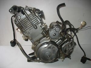 2001 YAMAHA RAPTOR 660 ENGINE YFM660R MOTOR 0105